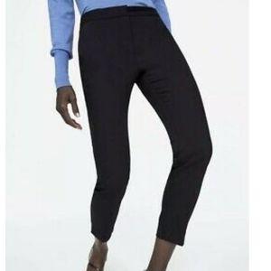 Zara high-rise tapered pants